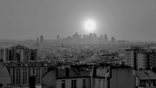 la ville sombre photo 1